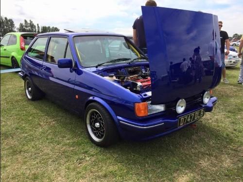 Classic Car Fiesta Servicing