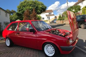 Classic Car Fiesta Servicing