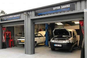L&J Vehicle Specialist Garage