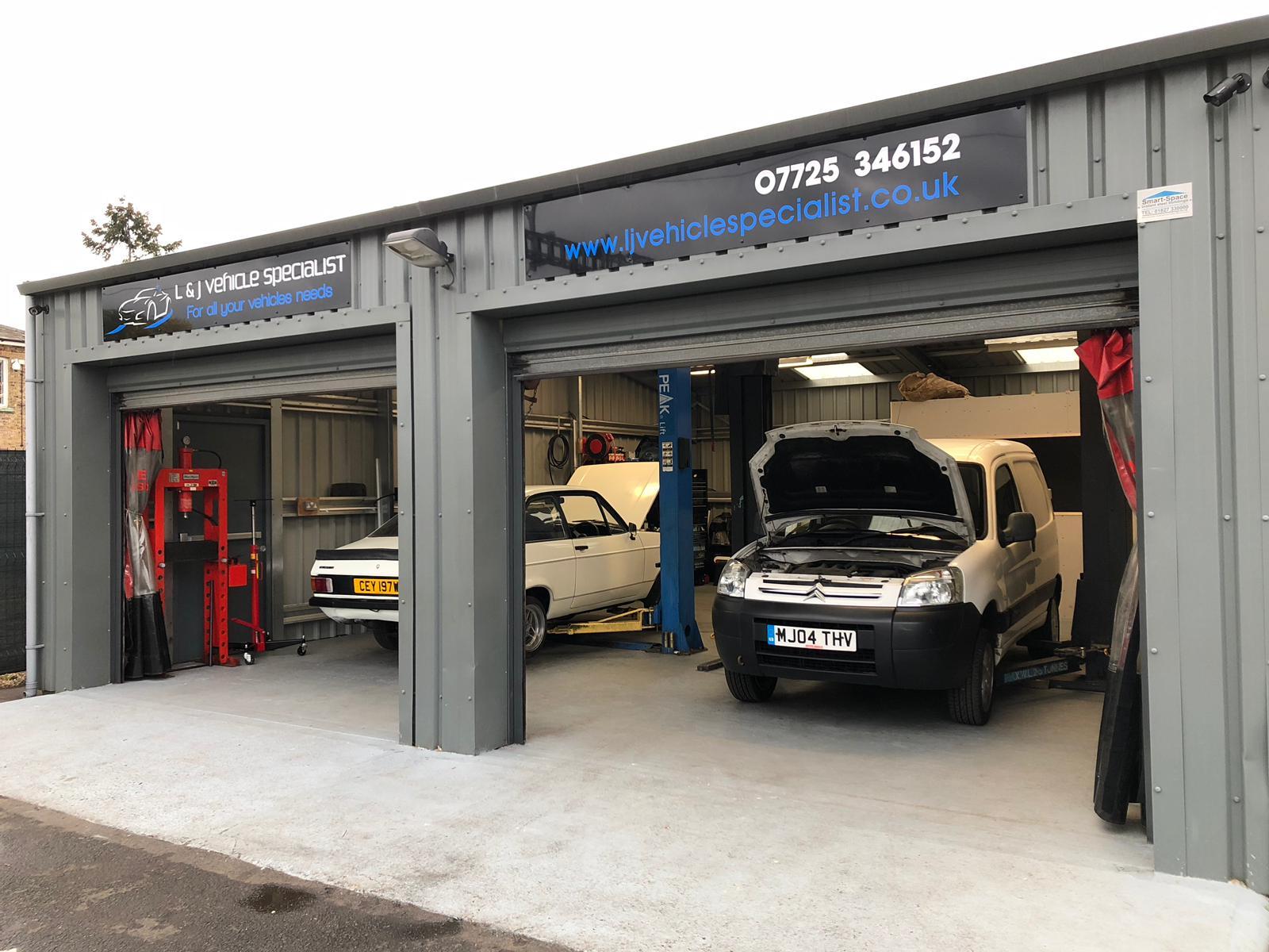 Car Mechanics Garage in Taplow