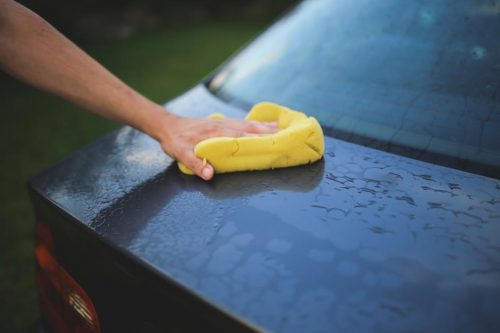 Car Washing during COVID-19